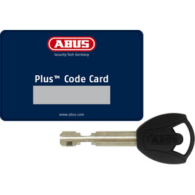 ABUS Bordo 6000/90 SH Taittolukko, red
